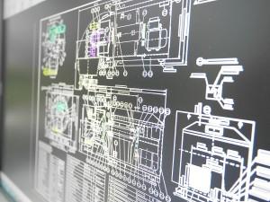 CAD図イメージ
