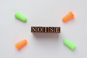 騒音ノイズ素材
